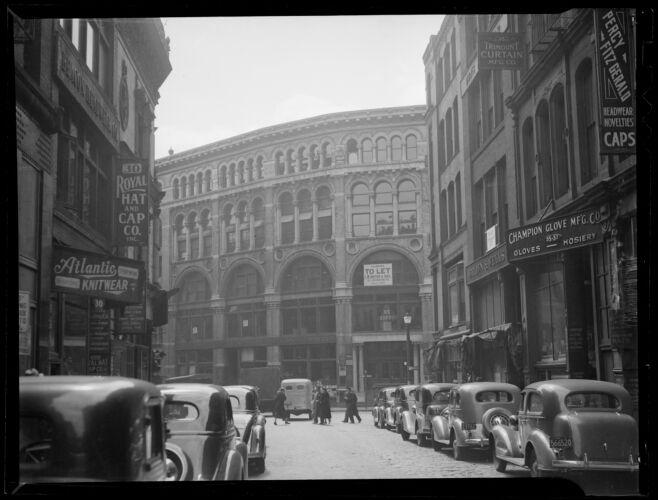 65 Bedford Street from Kingston Street