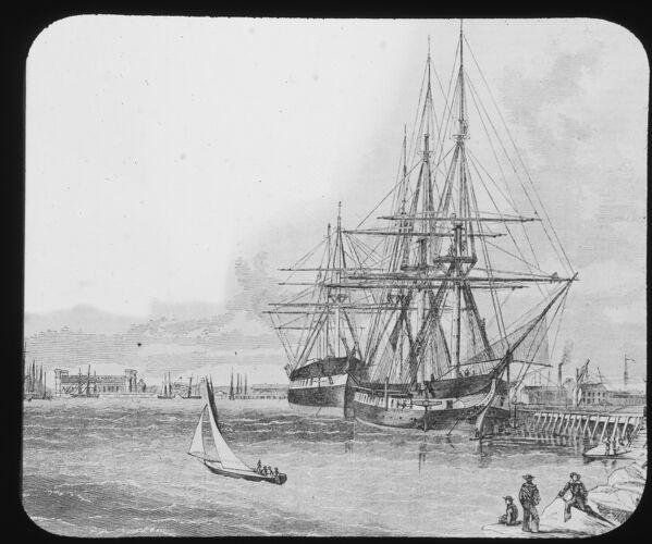 View from Charlestown Navy Yard