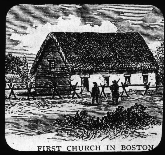 First Church in Boston, 1632