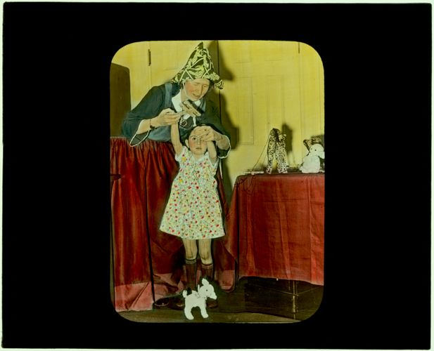 125 The Marionette Lady