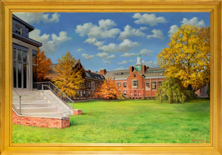 The Fine Arts Collection of The Winsor School