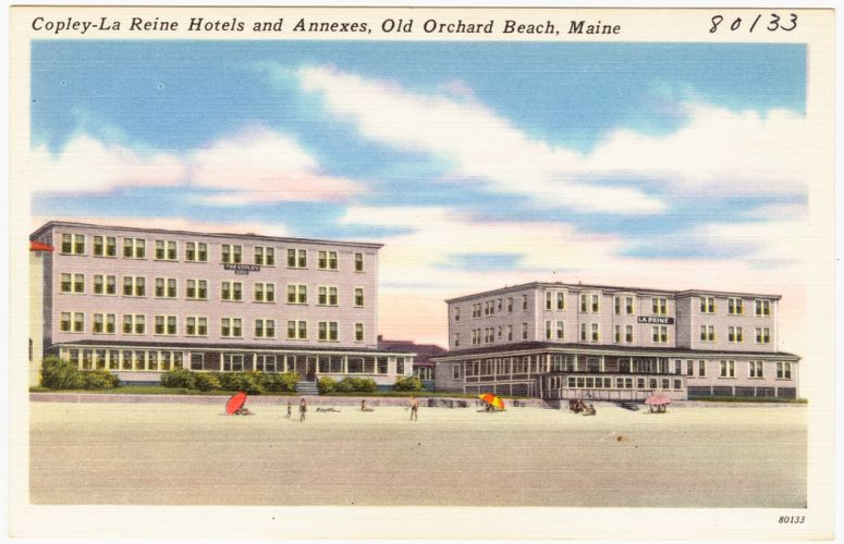 Copley-La Reine Hotel and Annexes, Old Orchard Beach, Maine
