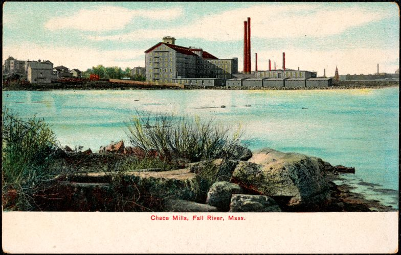 Chace Mills, Fall River, Mass.