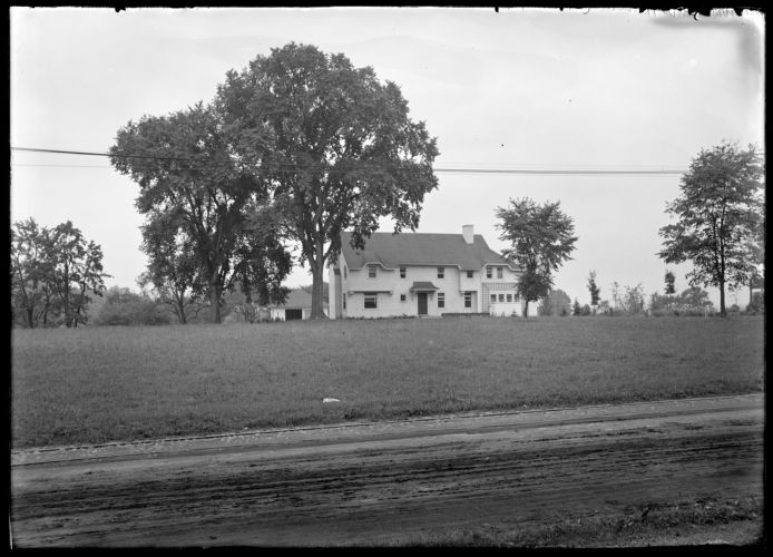C. Gates house