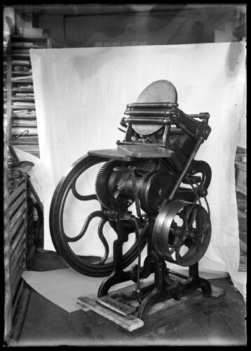 Alfred's press