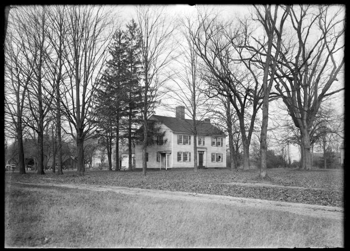 Annie E Emerson house