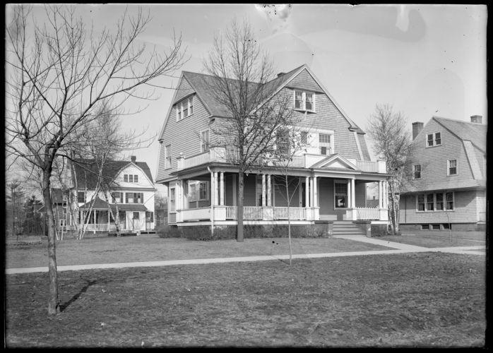 F Hodskins house
