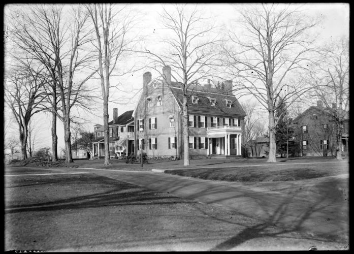 C H Tessney's house