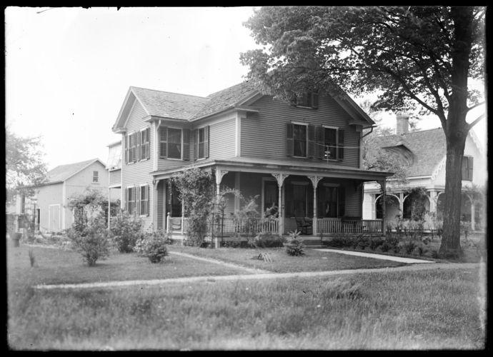 W. Quinn house, southside