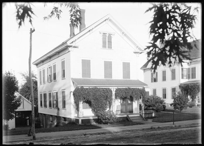 A. L. Greenwood house