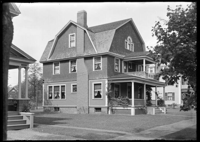 B.E. Graves house