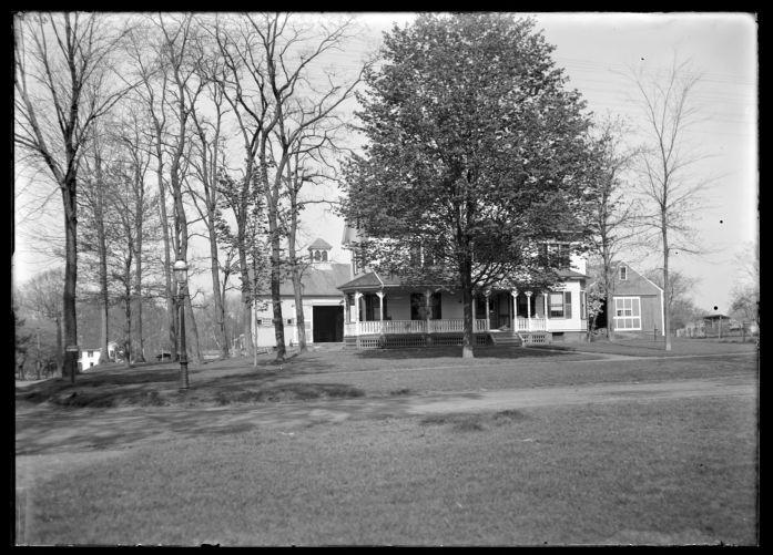 EB Allen house