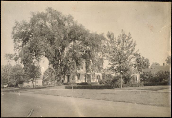 Graves, Bliss Road