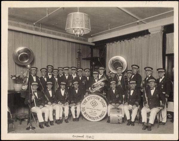 The Stetson Shoe band