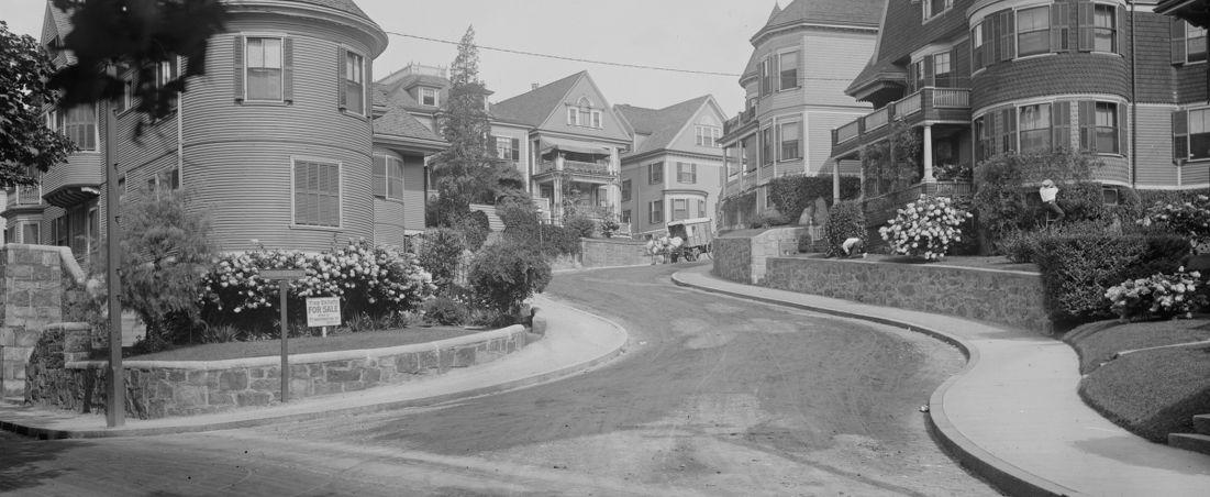 Belmore Terrace. Jamaica Plain, Massachusetts