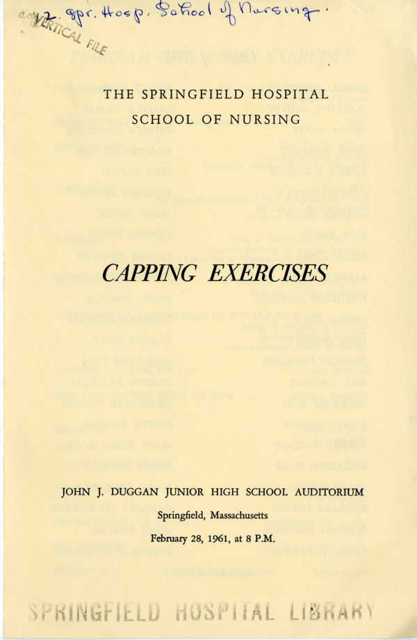 Capping Exercise 1961