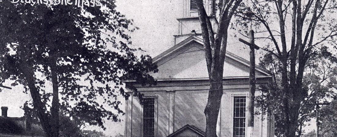 Baptist Church, Blackstone, Massachusetts
