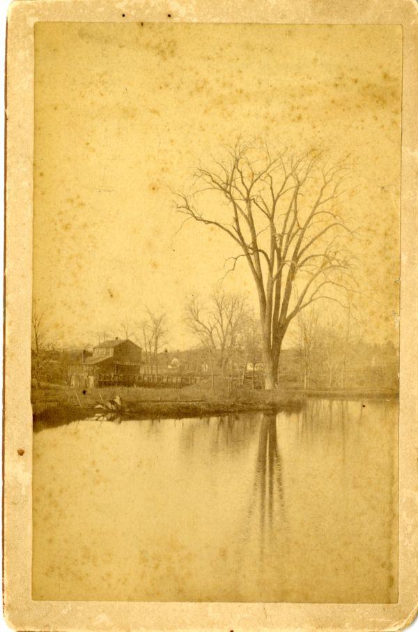 Bodurtha Saw Mill, 1887