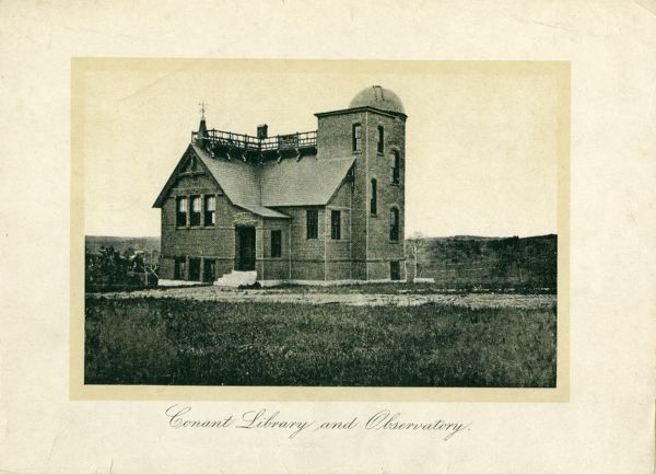 Conant Library and Observatory