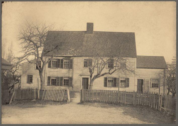 Blake House, Dorchester