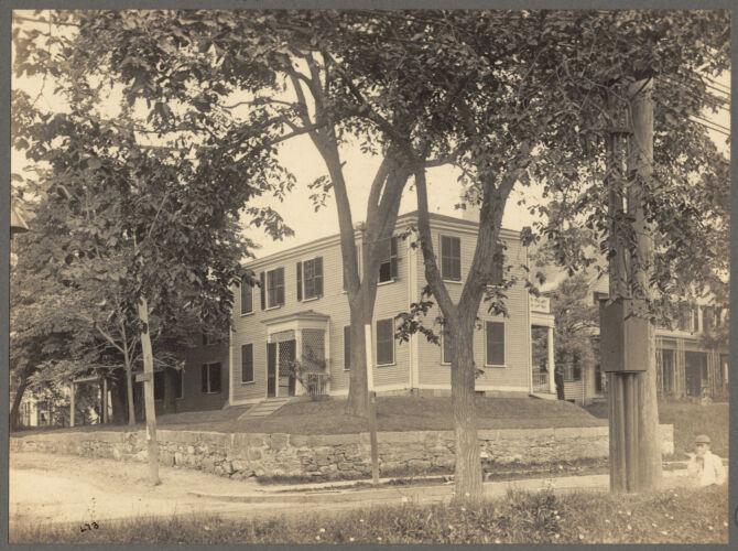 Ball Hughes House, Dorchester
