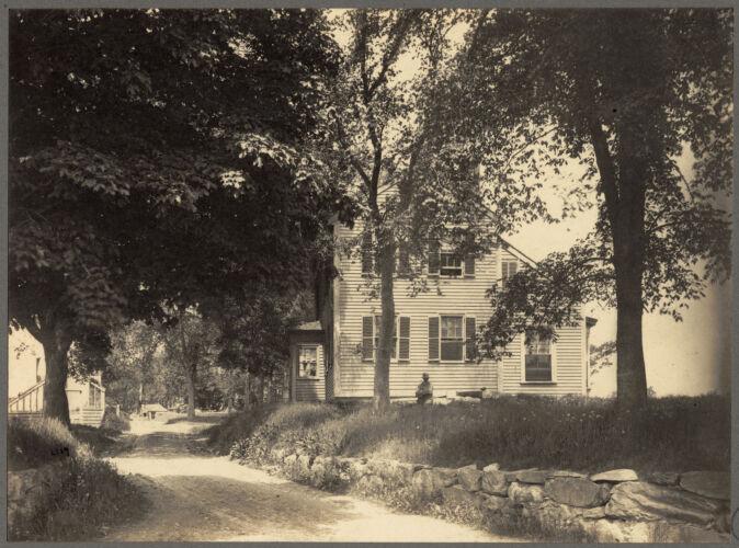 Payson House, Dorchester