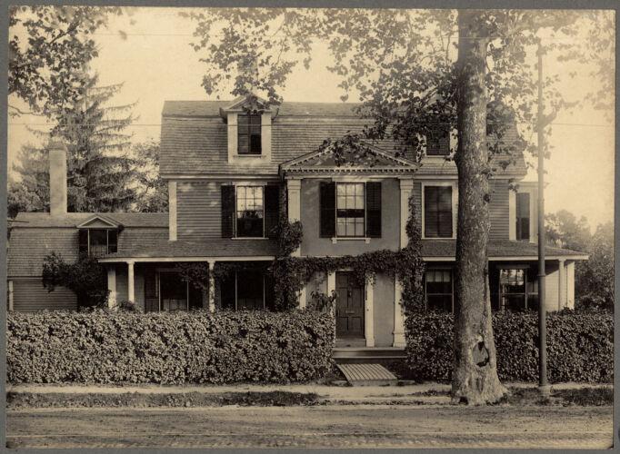 Hallowell House, Jamaica Plain