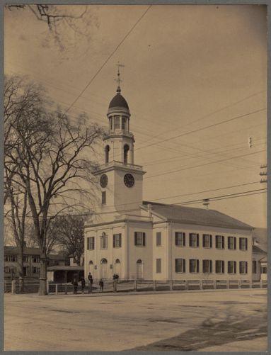 Second Church in Dorchester