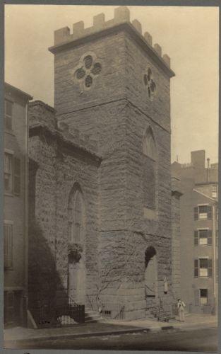 Saint John's Church, Charlestown