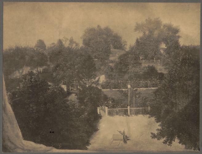 Garden of Gardiner Greene, Pemberton Hill