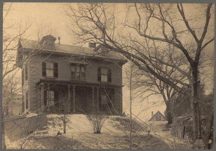 Home of William Lloyd Garrison