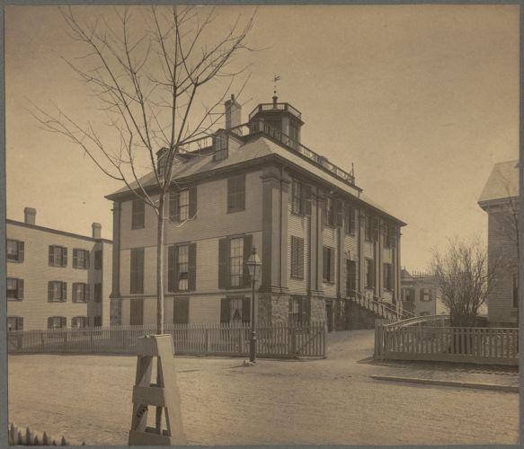 Governor Shirley House, Roxbury