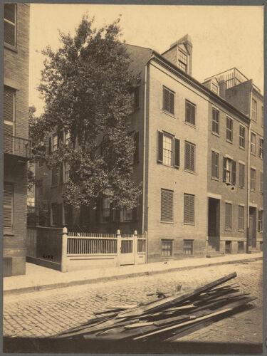 Dodd House, Salem Street