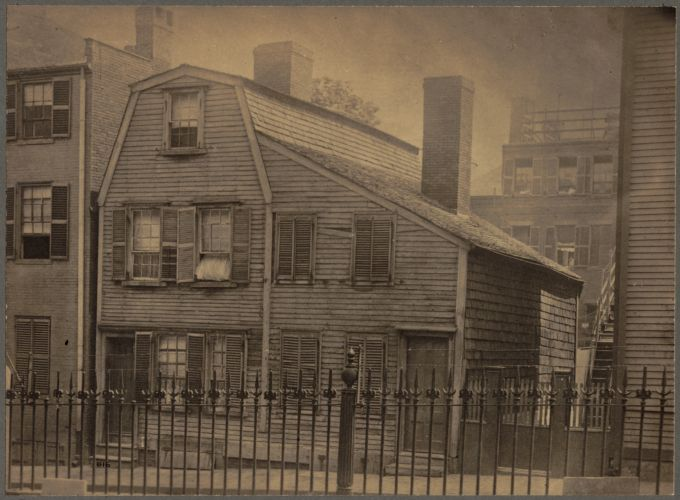 The Hart House, Hull Street