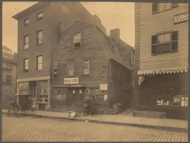 The Thoreau House, Prince Street