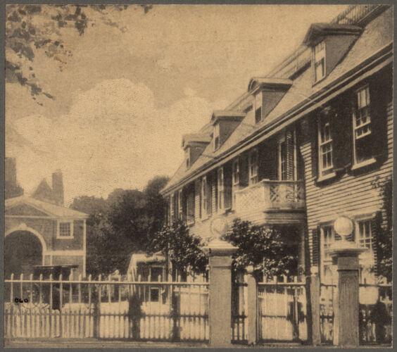 The Gardner House, Summer Street