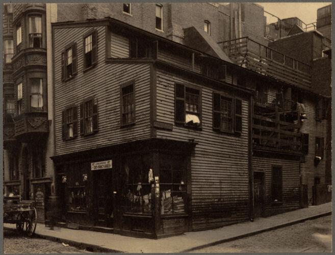 The House of John Tileston, North Bennet Street
