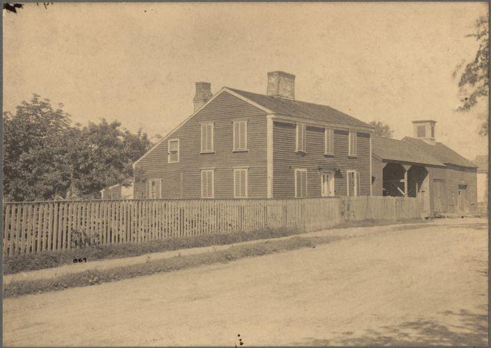 The Davis House, Brighton
