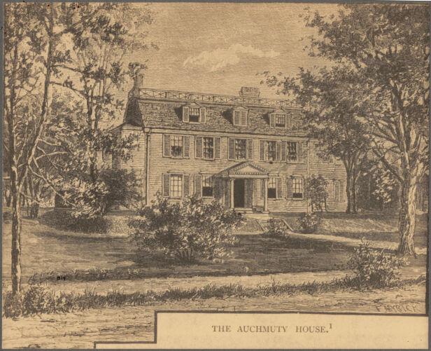 The Auchmuty House