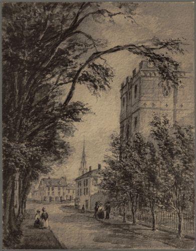 Summer Street in 1846