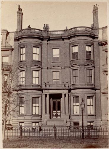 Residence of W. D. Pickman