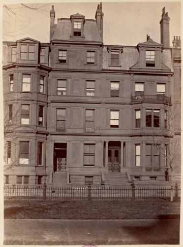 Residence of T. C. Amory and W. H. Gardiner