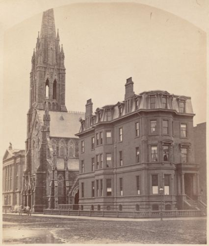 Residence of J. Hogg