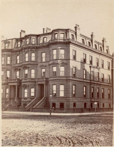 Residence of J. H. White and Geo. Blackburn