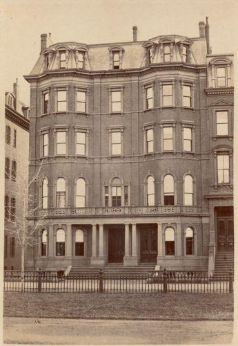 Residence of N. B. Gibbs and J. Revere
