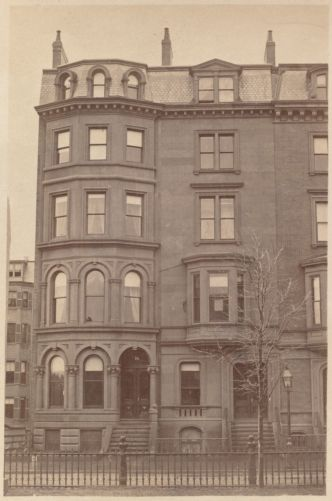Residence of C. Woodbury and C. H. Dorr