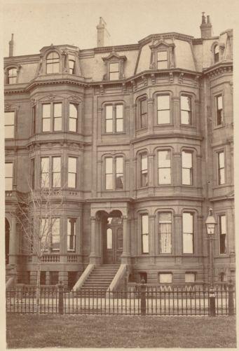 Residence of W. G. Weld