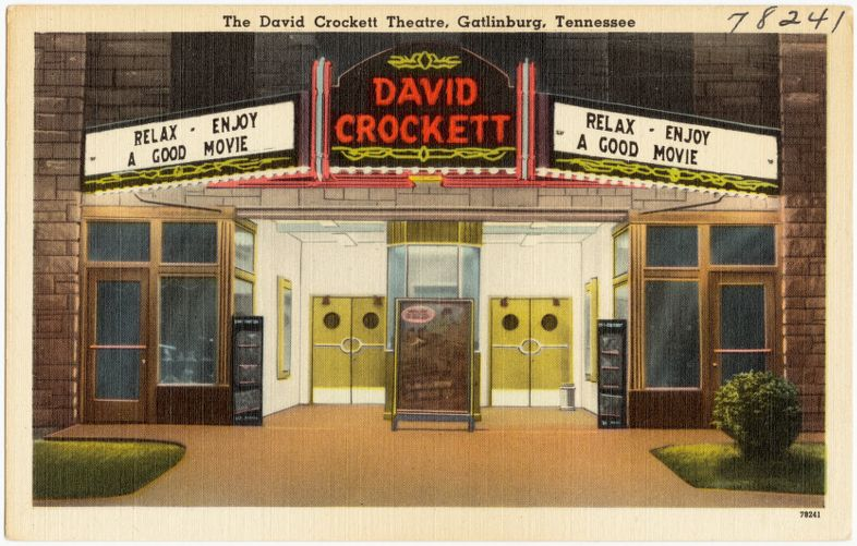 The David Crockett Theatre, Gatlinburg, Tennessee