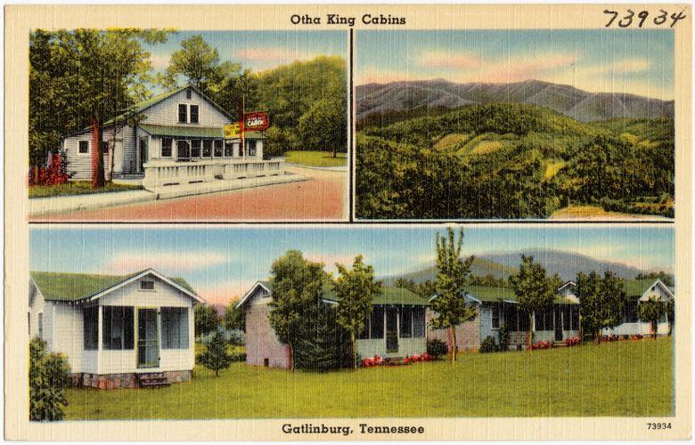 Otha King Cabins, Gatlinburg, Tennessee