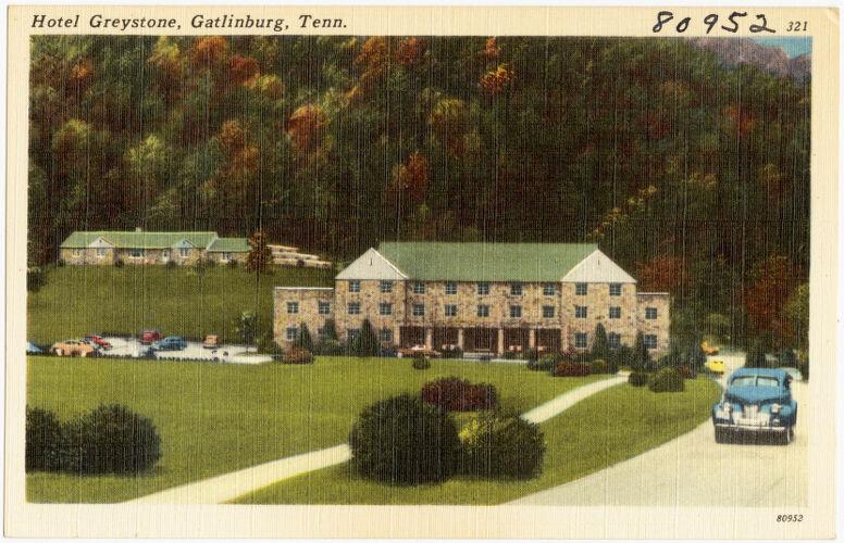Hotel Greystone, Gatlinburg, Tenn.
